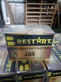 Bateria de carro livre personalizada selada 12V66ah da manutenção (48R-639)