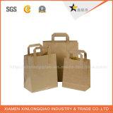 Kundenspezifische Werbungs-Papierbeutel für das Verpacken