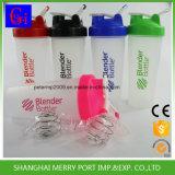 Copo plástico do abanador da proteína do frasco do abanador