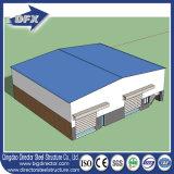 プレハブの構築の産業小屋の鋼鉄貯蔵倉