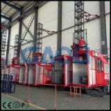 Gaoli 2 Tonnen-Aufbau-Gebäude-Aufzug-Hebevorrichtung