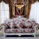 Sofà impostato con il blocco per grafici di legno del sofà per mobilia domestica (D929E)