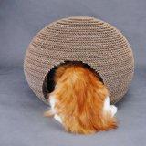 Casa de mascotas de cartón Eco Friend para el mejor hogar de gato