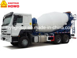 Caminhão do misturador concreto de HOWO 6*4