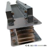 Sistema de aluminio del enlace de la barra de distribución de la baja tensión para la distribución de potencia