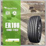 [385/65ر22.5] شاحنة من النوع الخفيف [تير/] خصوم [تر/] [تبر] إطار العجلة مع مسافة بالأميال طويلة