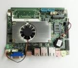 Scheda madre delle porte di lan di DDR3 J1900 2 con 6 COM, 2GB/4GB a bordo