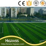 Erba sintetica artificiale di calcio della nuova di arrivo fibra del gambo