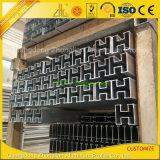 6063 het Profiel van Handrailing van het Balkon van de Uitdrijving van het Aluminium Customzied
