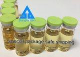 Tubo de ensaio anabólico oral Winstrol dos petróleos dos esteróides da pureza elevada para o crescimento do músculo