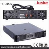 専門家OEM 8ohm 12チャネルの電力増幅器DJのミキサーの価格