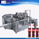 Tipo giratório máquina de enchimento da água Carbonated para o frasco do animal de estimação