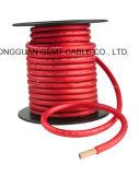 Rubber/PVC flexibles Kabel-Heizfaden-Autobatterie-Isolierkabel