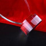 Kreative Flamme-Form-Kristallglas-Trophäe-Fertigkeit