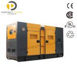 Générateur approuvé de vente chaud de diesel d'OIN 100kw 125kVA de la CE de générateur