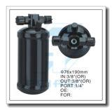 자동 공기조화 (강철)를 위한 필터 건조기 76*190