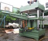 800トンの大きいワークテーブル打つ機械
