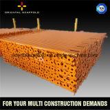 Регулируемой упорка покрашенная высотой поддерживая для конструкции