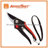"8 ""Confortável Silicone Grip Clippers Anvil Tesoura de podar Hand Pruners"