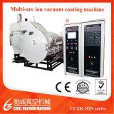 Оборудование вспомогательного оборудования украсило машину/рекламировать лакировочную машину доски PVD