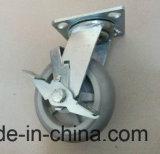 Nylonschwenker-Fußrollen-Baugerüst-Räder von gebildet in China