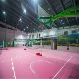 Bouw van het Hof van het Basketbal van het Frame van het Metaal van de grote Spanwijdte de Binnen voor Verkoop