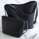 숙녀 Sy8214를 위한 클러치 지갑 디자이너 물통 부대를 가진 가장 새로운 고품질 PU 핸드백