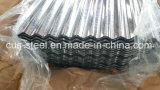 Volle harte HDG-Metalldach-Fliese/runzelte galvanisiertes Stahldach-Blatt