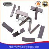 segmento del diamante di 800mm per calcestruzzo, asfalto, o la pietra