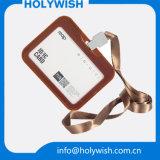 Vertical Type ID Cardholders Lanyard personalizado titular de la tarjeta