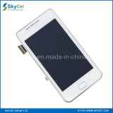 Мобильный телефон LCD LCD сотового телефона для экрана касания S2 I9100 LCD