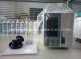 Bomba portable de la infusión de Digitaces del equipamiento médico Micro-Volumétrico