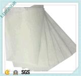 80GSM Thermo servidumbre tela no tejida (material de filtro)