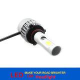 車LEDのヘッドライト6500kのための72W 8000lm 9005 Hb3 S2 LEDのヘッドライトの球根