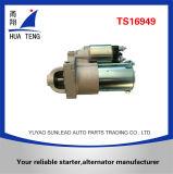 Dispositivo d'avviamento per il motore di Delco con 12V 1.2kw Lester 6491