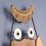 Животные часы стены деревянной доски формы