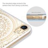 Cas mobile de découpage protecteur d'appareil-photo pour l'iPhone 7
