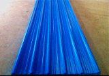 Strato ondulato del tetto del PVC della plastica anticorrosiva per la tettoia dal fornitore della Cina