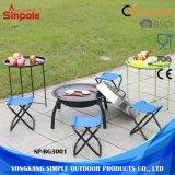 Camping de alta calidad único parrillas de carbón a la venta