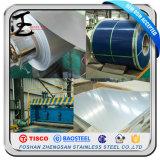 Bobina del acero inoxidable 201 del grado 304 del precio competitivo