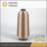 Золото/серебряный тип металлическая резьба Mh для вышивки или вязать