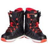 De gama alta Mano-Tirar con las botas de esquiar del cargador del programa inicial del Snowboard de los zapatos del esquí del Snowboard