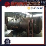 Атмосферическое хранение пены в нефтянном месторождении