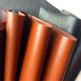 Mudar o couro do plutônio da cor para as tampas Hw-14 do caderno da caixa da almofada do telefone