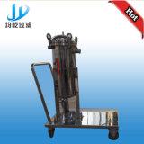Boîtier simple de filtre à manches de l'acier inoxydable 304
