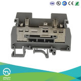 Разъем стержня пластмассы Test0.5-10mm разъема провода терминальных блоков электрический
