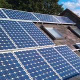 система солнечной электрической системы 2kw вполне солнечная для домашнего кондиционирования воздуха