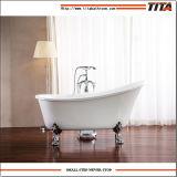 Роскошная акриловая малая Freestanding ванна Tcb025g