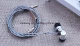 Oortelefoon de van uitstekende kwaliteit van het Metaal met Microfoon