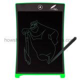 Almofada de memorando da placa da pintura dos grafittis tabuleta do desenho do LCD de 8.5 polegadas
